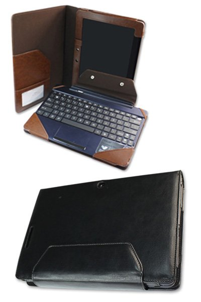 Leather Tablet Case for Asus Transformer Pad TF300