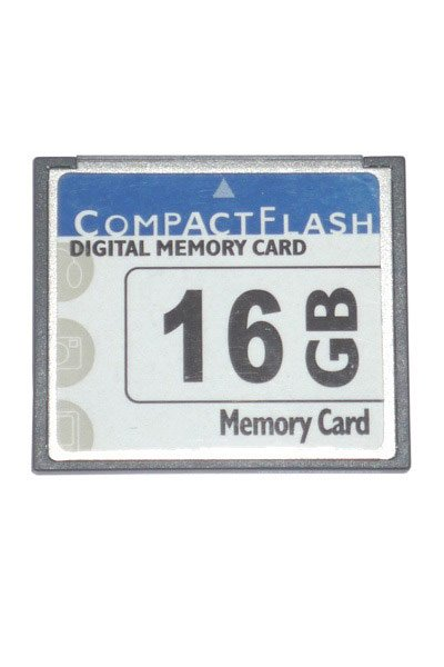 CompactFlash 66x 16 GB Memory / Storage