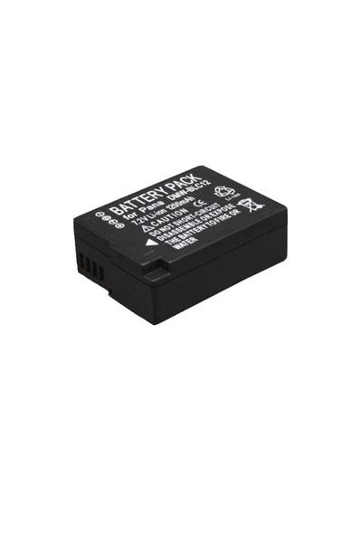BTE-PAN-DMW-BLC12 battery (1200 mAh, Black)