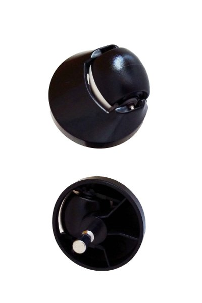 Front Caster wheel