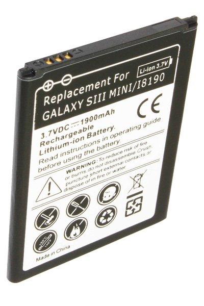 BTE-SAM-8190 battery (1900 mAh, Black)