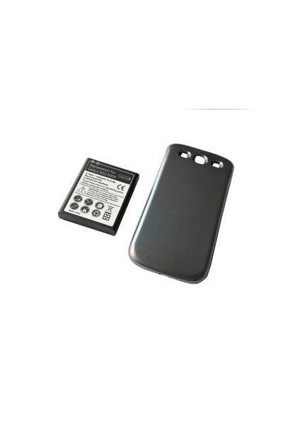 Samsung GT-I9308 Galaxy S3 (4300 mAh, Pilka, NFC)