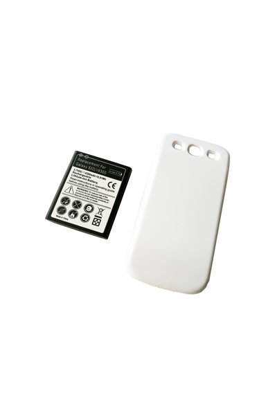 Samsung GT-I9308 Galaxy S3 (4300 mAh, Balta, NFC)
