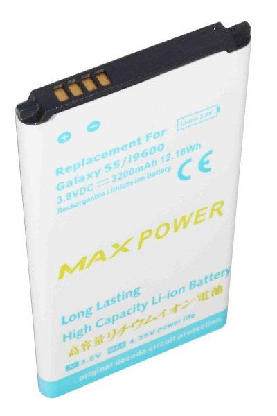 2800 mAh batería