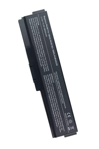 80a8646f70 causas cabello graso Batería adecuado para Toshiba Satellite P750 05S -  8800 mAh