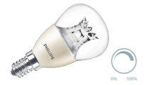 Lustre clear dimmable