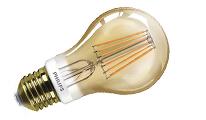 Birnen-Form Leuchtdraht Vintage