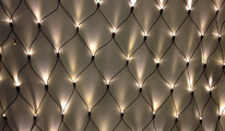 Net/gordijn verlichting