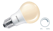Pear frosted warm white dimmable