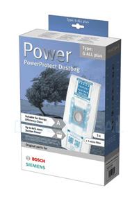 Bosch Microfibres (5 sacs, 1 filtre)