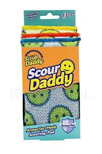 Scrub Daddy | Scour Daddy Sponge (3 pieces)