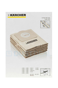 Karcher (5 maišeliai)
