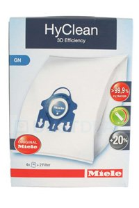 Miele Microfiber (4 bags, 2 filters)