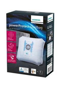 Siemens Mikropluoštas (4 maišeliai)