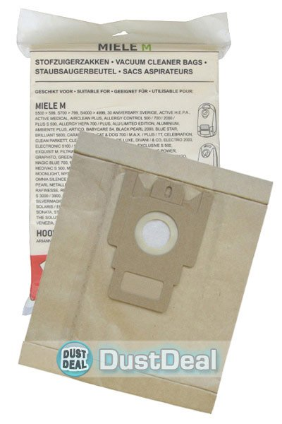 10  Staubsaugerbeutel  geeignet für Hoover Telios T 4400