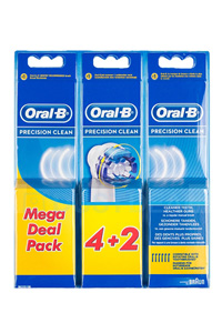 Oral-B Precision Clean Toothbrush (6 pcs)