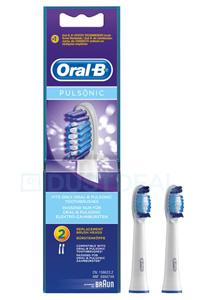 Oral-B Pulsonic Tandborste (2 delar)