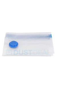 Reusable vacuum storage bags (1 piece) (70 - 90 cm)
