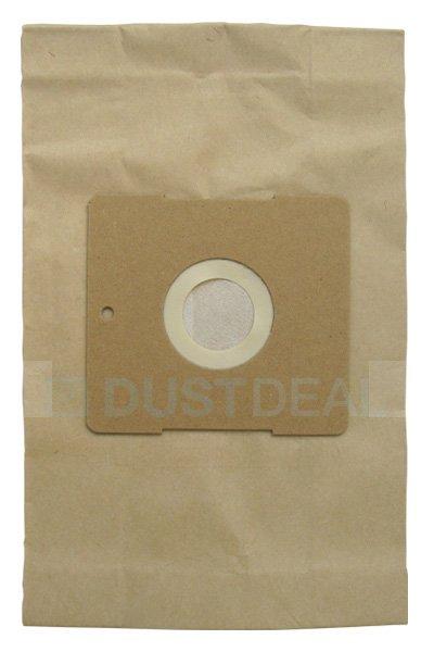10 Sacchetti Filtro Dirt Devil M 1565-Lifty Sacchetto per aspirapolvere