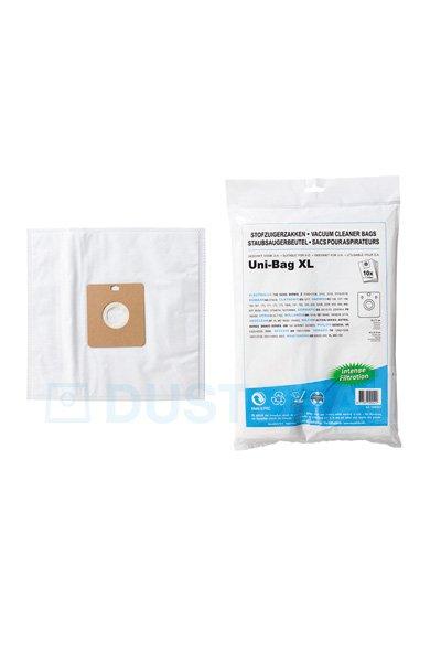 Støvposer Mikrofiber (10 poser, 1 filter) DustDeal