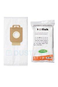 Microfibră (10 saci, 1 filtru)