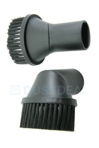 Universal round nozzle with bristles (32mm)