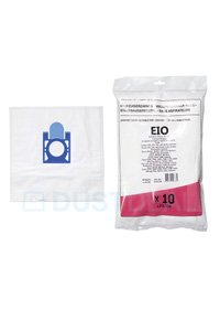 Microfiber (10 bags, 1 filter)