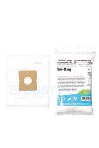 Microfibres (10 sacs, 1 filtre)