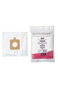 Microfibra (10 sacos, 1 filtro)