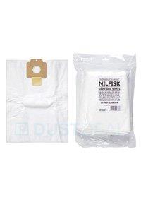 Dust bags Microfiber (5 bags)