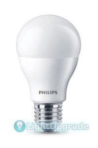 Philips E27 LED lamp 9.5W (60W) (Peer, Mat, Dimbaar)