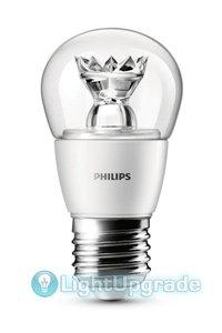 Philips E27 LED lamp 4W (25W) (Kogel, Helder)